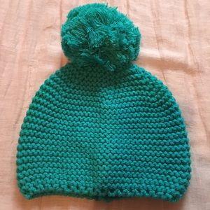 Baby Gap Pom-Pom Hat